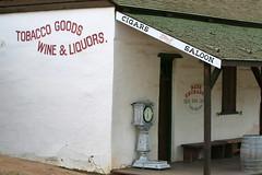 Saloon (wyojones) Tags: california roof signs building scale sandiego shingles barrel np saloon oldtown wyojones oldtownsandiegostatehistoricalpark