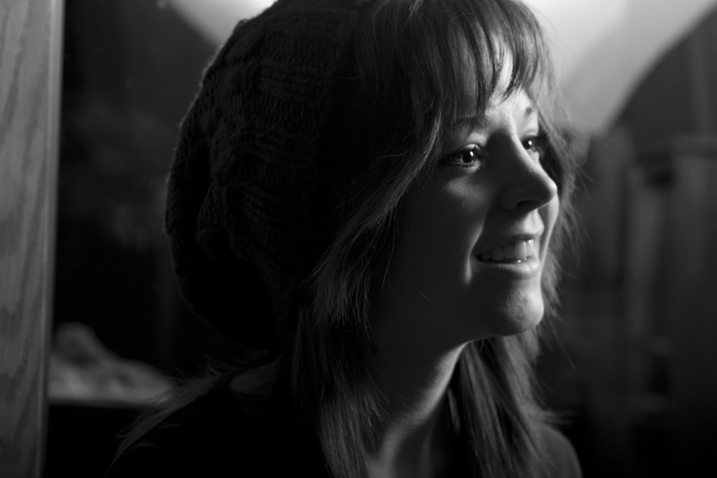 Lindsey Stirling BW