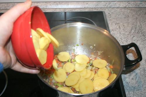 15 - Kartoffeln dazu
