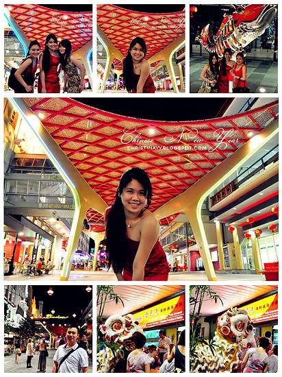 Chinatown Brisbane: CNY Day 1