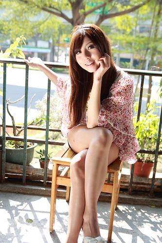 [フリー画像] 人物, 女性, アジア女性, 台湾人, 201105211500