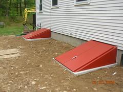 2 bulkheads installed