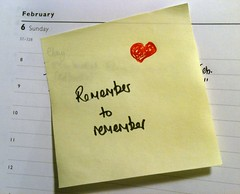 358/365 Remember (findingthenow) Tags: love yellow hearts remember heart diary 365 reminder dailyphoto postitnote project365