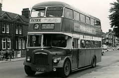 omnibuses 2905 (Andy Reeve-Smith) Tags: roe daimler cvg6 grimsbycleethorpestransport tjv100