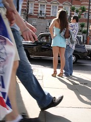 DSCF2868 (Candid Heels) Tags: street public stockings high pumps boots shots sandals candid heels pantyhose nylons