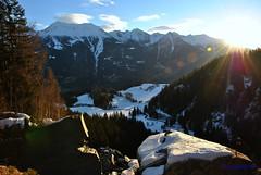 Panorama Selva (DavideCh76) Tags: panorama montagne selva neve bosco valposchiavo
