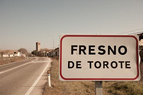 Pueblos abandonados: Fresno de Torote