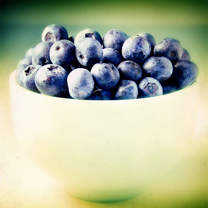 blueberries no. 3