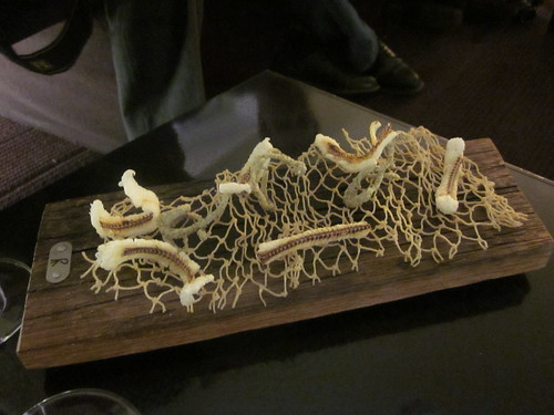 El Celler de Can Roca - Girona - February 2011 - Anchovy Bones
