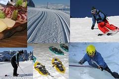 Jižní Tyrolsko: adrenalin, špek a penne