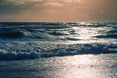 Waves (Philipp Klinger Photography) Tags: light sunset shadow sea sky orange cloud sun seascape storm holland reflection green beach nature water netherlands yellow clouds landscape evening nikon europa europe waves teal north nederland noordzee wave stormy shore northsea philipp nordsee castricum noordholland niederlande heemskerk klinger noordhollands duinreservaat nordholland d700 noordhollandsduinreservaat dcdead