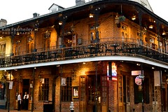 New Orleans . . . and all that jazz (KimFearheiley) Tags: neworleans jazz frenchquarter bourbonstreet bigeasy builtinthe1800s