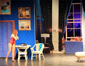 театр, Пенза, Люкс 13