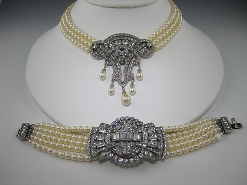 Art Deco Bridal Jewelry at Bridal Styles