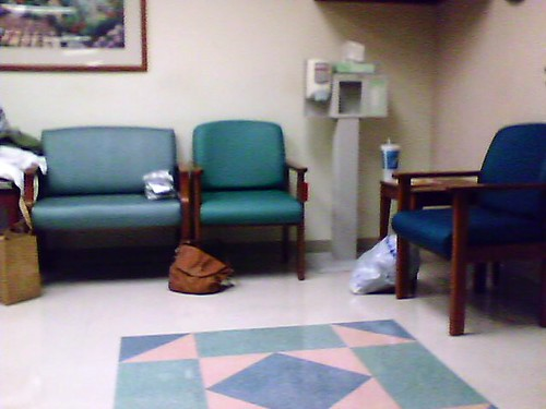ICU waiting room West FL
