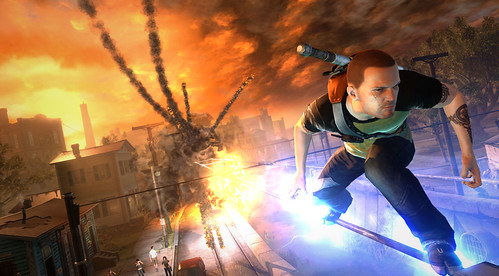 Infamous 2 Packfront Unveil Special Edition Hero Edition