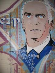 SCORPION 052 (ezp75018) Tags: stencils graffiti cage rage scorpion combat k1 pochoirs freefight ezp sinik lacriz lebanner