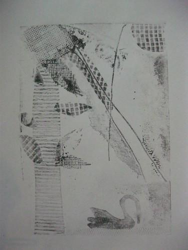 Collograph 012