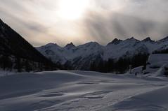 Gletscherstafel, Blick Richtung West (u.a. Restipass) (Ruedi_F) Tags: ltschental langgletscher fafleralp ltschenlcke