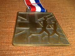 Bramley 20 Mile Medal 2011