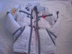 Reflective Ski Coat front view IBN JEANS reflective clothing (IBN JEANS) Tags: new uk travel winter usa white snow ski paris fall love boys fashion america dark high glow shine coat gear we wear safety jeans jacket prototype be sample reflective to hi safe coats seen vis nylon jackets apparel visibility ibn billygoat  clothingline kidsclothing childrensclothing 8118 reflectivejackets kidsfashion boysclothing besafebeseen skateboardclothing lasvegasmagicshow   reflectiveclothing crazyclothing reflectivecoats goatlogo tronjeans techdeckclothes clothingforeveryone ibnjeans sportthebillygoat nicelodeonclothing reflectivekidsclothing highvisibilitykidsclothing shinykidsclothing shinyboysclothing visibleclothing reflectiveapparel futureclothing reflectiveclothingforchildren kidsreflectiveclothing businesstowatch businessestowatch