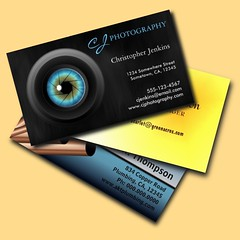 Unique Professional Business Cards