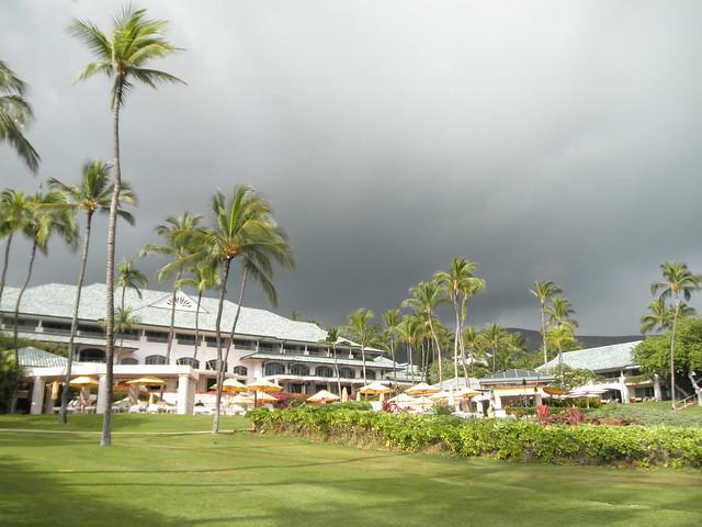 Manele Bay Storm