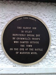 Photo of Black plaque number 6264