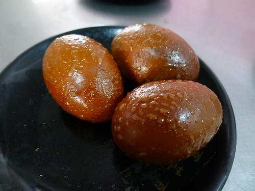 滷肉蛋@清水「阿財米糕店」