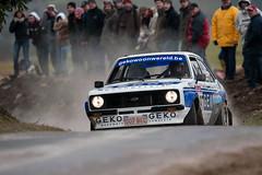 Boucles de Spa 2011 (Guillaume Tassart) Tags: classic ford race belgium belgique rally racing legends spa rallye boucles