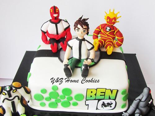 BEN TEN PASTA
