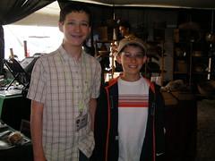 Christian meets Tyler Befus