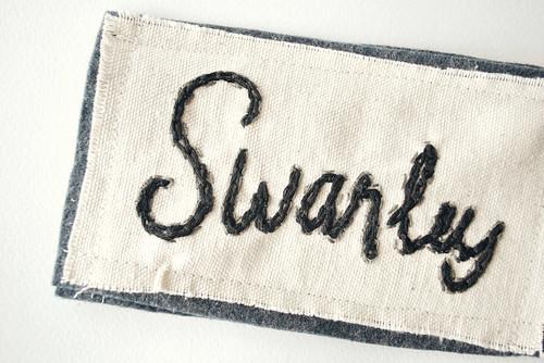Swarley Strap Tag