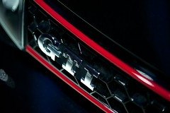 GTI (Joshishi) Tags: auto show chicago cars vw golf volkswagen illinois gti 2011 105mmf28dmicro