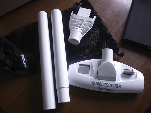 BLACK & DECKER PVA02