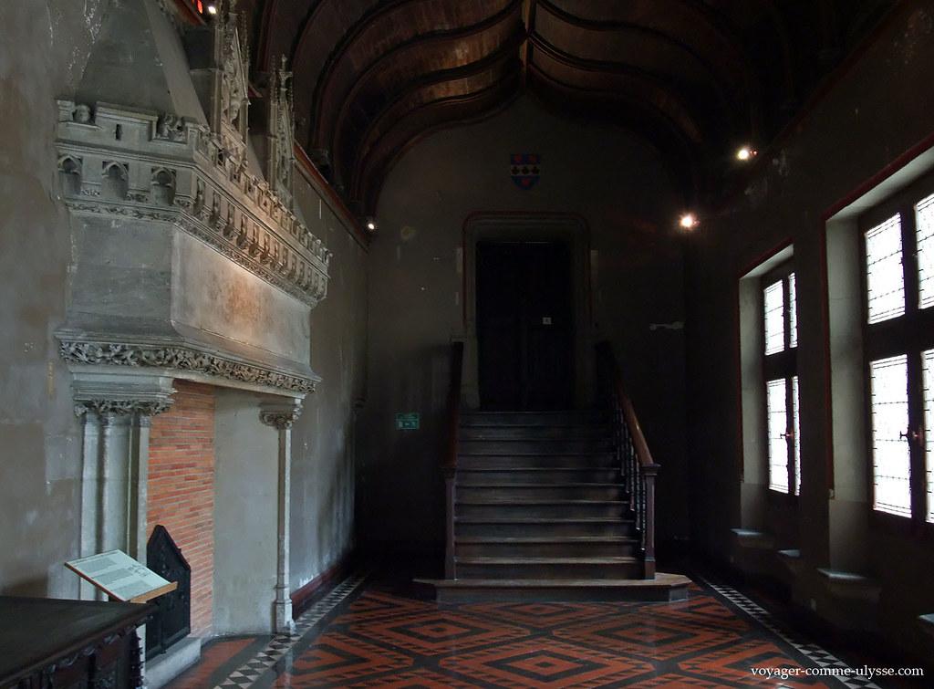 Galerie haute sud