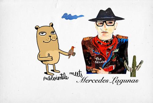 pabloientile meets Mercedes Laguna