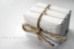 Pure & Natural (Natasja ) Tags: white soap rope simplicity