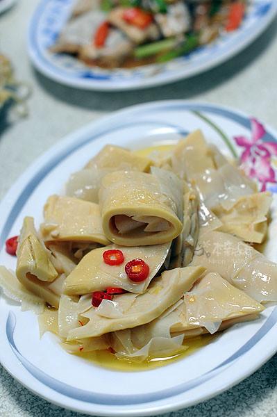 清炒桂竹筍