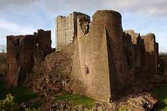 The Castle (elhawk) Tags: castle medieval norman goodrich goodrichcastle 12thcentury englishcivilwar