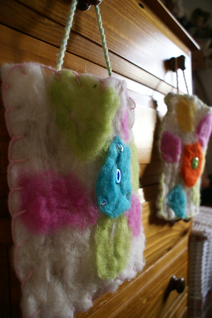 Felt Wall Hangings!