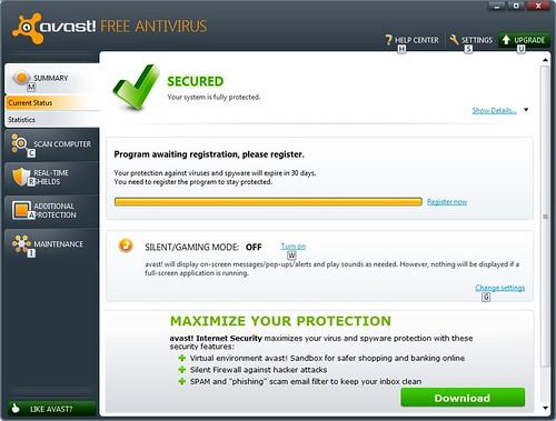 ashbase.dll avast internet security 7