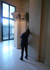 Camarasa Historiated Capitals with Beth