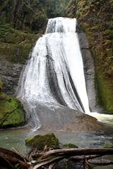 Upper Wolf Creek Falls by Thundercatt99