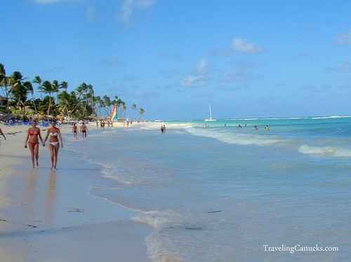 Beach in Punta Cana