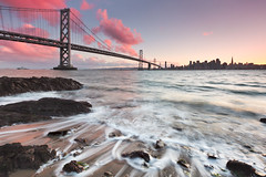 This Way to San Francisco (Jared Ropelato) Tags: california longexposure trip travel wild vacation sky nature beautiful clouds canon landscape lights site rocks day cloudy outdoor tripod scenic illumination visit scene hike cliffs trail filter wilderness rugged illuminate manfrotto 2010 giotto cablerelease 1635mm singhray 5dmkii jaredropelato ropelatophotography