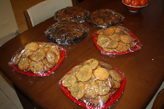 finished cookies!