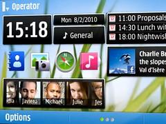 Nokia N8 - Sistema