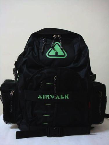 AIRWALK舊背包