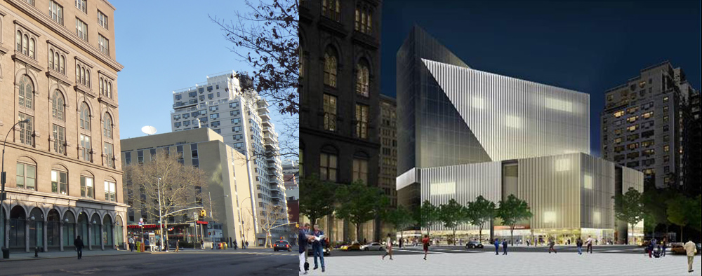 Astor Place Proposal